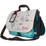 Disaster Designs Satchel Bag - Bon Voyage