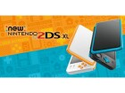 Nintendo New 2DS XL Weiss / Orange