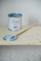 VINTAGE PAINT Kreidefarbe Dusty Blue 100ml