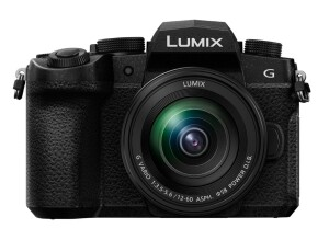 Panasonic Lumix G91 Kit Lumix G Vario 12-60mm f/3.5-5.6, schwarz