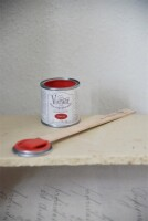 Vintage Paint Kreidefarbe Warm Red 100ml