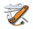 Victorinox Hunter XT Grip, 111 mm, orange/schwarz