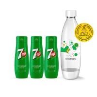 Trial Pack 7up Sirup + Flaschen