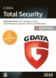 G Data GData Total Security 2018 Swiss