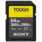 Sony SF-G Tough SDXC UHS-II 64GB 300MB/s