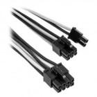 Corsair Premium Sleeved PCIe Single-Kabel