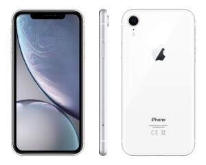 Apple iPhone XR, Weiss, 256GB