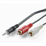 Value Secomp VALUE - Audio cable - RCA (M) to