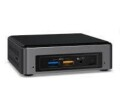 INTEL NUC Barebone NUC7i3BNK BLACK/ANTHR.