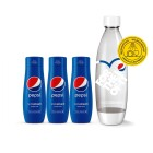 Trial Pack Pepsi Sirup + Flasche