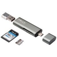 PNY       PNY       Card Reader/Adapter