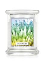 Kringle Candle Medium Classic Jar - 2 Docht - Dew Drops