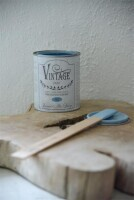 VINTAGE PAINT Kreidefarbe Dusty Blue 700ml