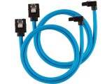 Corsair SATA3-Kabel Premium Set Blau