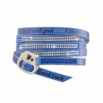 We Positive Armband Luxury - SWAROVSKI COBALTO