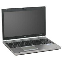 "HP EliteBook 8560p Notebook i7-2620M ""refurbished"""