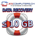 "Data recovery up to 10 GB ""JES Service"""