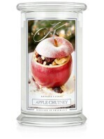 Kringle Candle Large Classic Jar - 2 Docht - Apple Chutney
