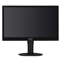"PHILIPS 241B4L, 24"" LCD-Monitor, black ""refurbished"""