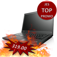 "TOP PROMO - LENOVO ThinkPad T440s Ultrabook i7-4600U SSD ""refurbished"""