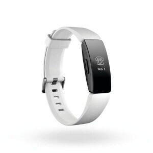 Fitbit Inspire HR (S, L, Weiss)