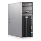 "HP Z400 Workstation CMT Xeon W3520 SSD ""refurbished"""