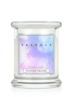 Kringle Candle Small Classic Jar - Watercolors