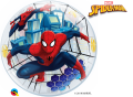 Qualatex Deco Bubble Spiderman, Ø 56 cm ohne
