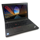 "LENOVO ThinkPad P50 i7-6820HQ SSD ""refurbished"""