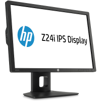 "HP Z Display Z24i, 24"" IPS monitor, black ""refurbished"""