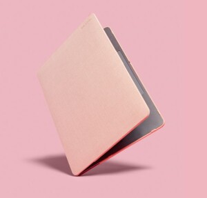 "Incase Textured Hardshell in Woolenex für MacBook Air 13"" Retina - Blush Pink"
